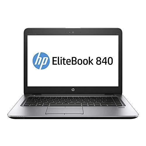 "(Renewed) HP EliteBook 840 G3 Laptop (Core i5 6th Gen/8GB/500GB/WEBCAM/14"" TOUCH/DOS)"