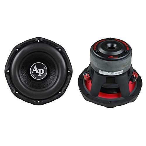 2) Audiopipe TXX-BD3-10 10' 2800 Watt Dual 4 Ohm Car Audio Subwoofers Power Subs