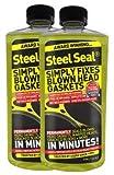 Steel Seal Blown Head Gasket Fix Repair Sealer - 6 Cylinder