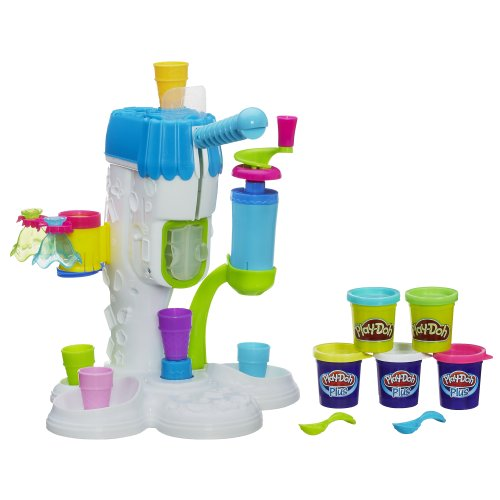 Play-Doh Perfect Twist Ice Cream Playset (Amazon Exclusive)