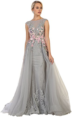 71avZuu030L Spot Clean In stock, ships out from Los Angeales by Formal Dress Shops Inc. an official Royal Queen Retailer.
