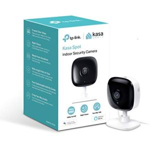Kasa Smart (KC100) Spot Indoor Camera by TP-Link, 1080p HD Smart Home Security Camera with Night Vision, Motion… 14