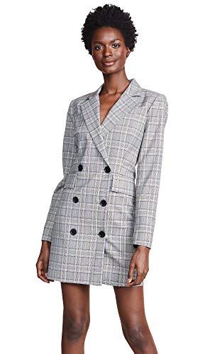 81KevKmT%2BrL Glen plaid tweed 100% wool 96% polyester/4% elastane
