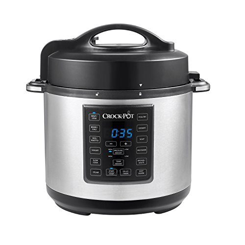 Crock-Pot Multi-Use Programmable Slow Cooker