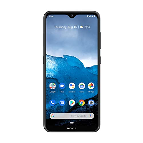 Nokia 6.2 (Ceramic Black, 4GB RAM, 64GB Storage) 181