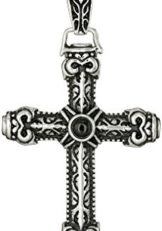 Mens-Cross Necklaces