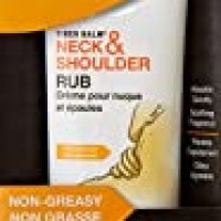 Tiger Balm Neck & Shoulder Rub Boost Extra Strength Warm Pain Relief  - 50 G