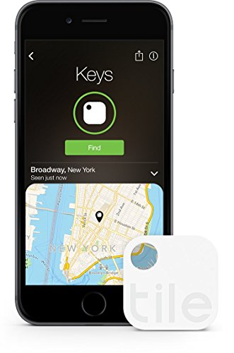 Tile (Gen 2) - Key Finder. Phone Finder. Anything Finder - 8 Pack (Discontinued by Manufacturer)
