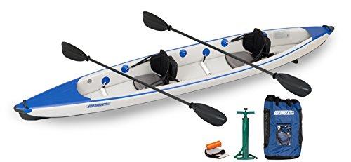 Sea Eagle Razorlite 473rl Inflatable Kayak Pro Carbon Tandem Package