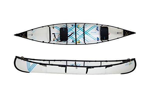 MYCANOE 2.5 Plus Origami Folding Portable Canoe w/Rowing System