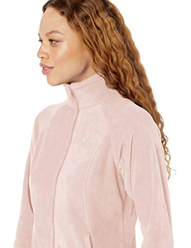 Columbia Women's Plus-Size Benton Springs Full-Zip Fleece Jacket 3 Fashion Online Shop gifts for her gifts for him womens full figure