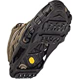 STABILicers Walk Traction Ice Cleat, Small (4-7 Men / 5-8 Women), Black