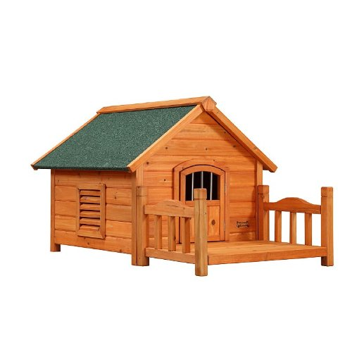 Dog House With Front Porch