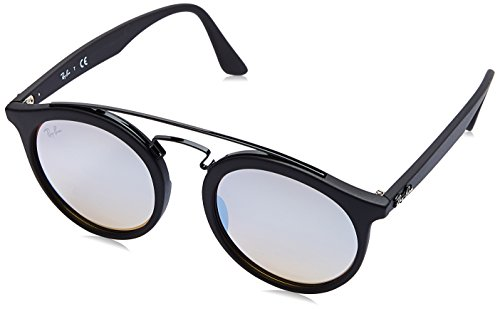 41E4L Case included Lenses are prescription ready (rx-able) *New unisex style offers retro-inspired round phantos sun shape *Combines classic cool & contemporary edge *Boasts unmistakable double-bridge frames for high brow style that is both edgy and modern