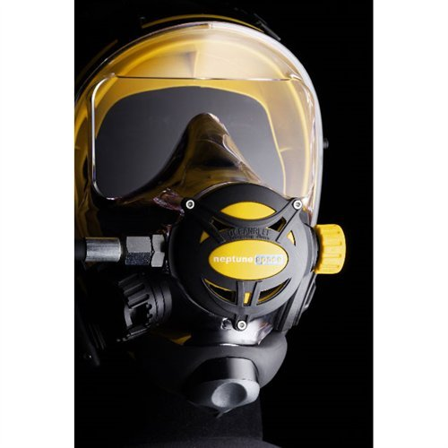 Ocean Reef Neptune Space Full Face Mask with 2'nd Stage