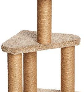 AmazonBasics Cat Activity Tree with Scratching Posts 11