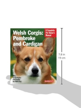 Welsh-Corgis-Pembroke-and-Cardigan-Complete-Pet-Owners-Manuals-Paperback--March-1-2010