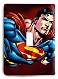 Superman G3 02 Light Switch Cover