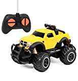 Click N' Play Remote Control Car, Mini Pickup Truck, Rock Crawler Radio Control Vehicle