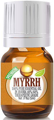 Myrrh Essential Oil - 100% Pure in Jojoba (40%/60% Ratio)
