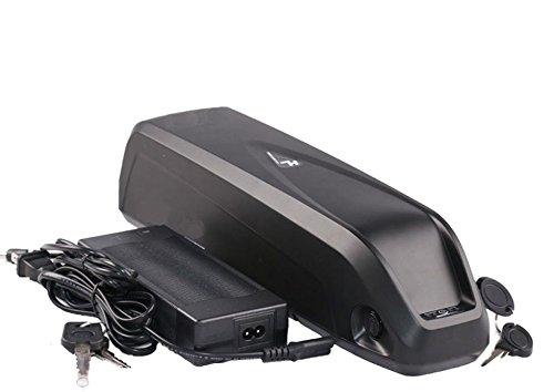SunB-Hailong-01 48V 11.6AH E-Bike Battery with 18650 Panasonic Batteries + BMS + charger