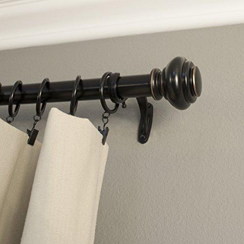 Single Curtain Rod Set