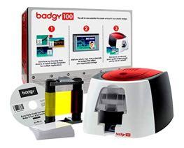 Evolis-Badgy100-Plastic-ID-Card-Solution