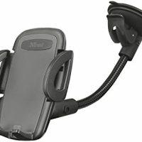 Trust 21721 Ayarlanabilir Cam Vantuzlu Araç İçi Telefon Tutucu 15