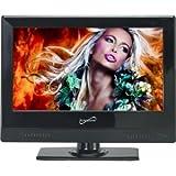Supersonic SC-1311 13.3' 720p LED-LCD TV - 16:9 - HDTV - ATSC - 90Â¿ / 45Â¿ - 1366 x 768 - USB - SC-1311