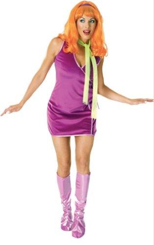 scooby doo daphne blake costume - Scooby Doo Deluxe Daphne Costume