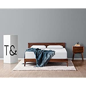 Tuft & Needle Mattress, Queen Mattress with T&N Adaptive Foam, Sleeps Cooler