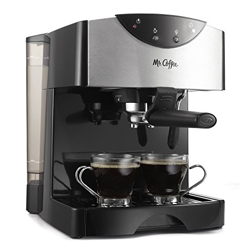 Mr-Coffee=Automatic-Dual-Shot-Espresso-cappuccino-system