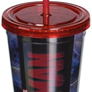 Marvel Ant-Man Cup with Straw