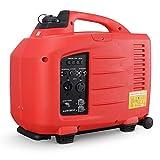ARKSEN Portable Generator Inverter Peak 3500-Watt Camping Emergency Home with Telescoping Handle EPA CARB Compliant