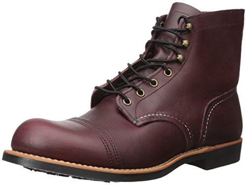 Red Wing Heritage Iron Ranger 6-Inch Boot, Oxblood Mesa, 14 D(M) US