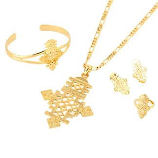 Womens-Cross Jewelry Sets