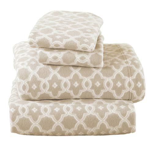 Dara Collection Super Soft Extra Plush Polar Fleece Sheet Set