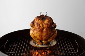 Taylor-Precision-Products-844GW-Vertical-Chicken-Roaster-One-Size-Stainless-Steel