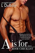 A is for…: Standalone Billionaire Club Romance (BDSM Checklist Book 1)