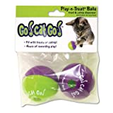 Go! Cat! Go! Play-N-Treat Twin Pack Cat Toy [Set of 3]