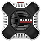 2019 RYOTA Ultrasonic Pest Repeller  | Plug-in Electronic Insect Repellent | Non-Toxic Humane Indoor Vermin & Bug Control Device | Deters away Mosquitoes, Roaches, Spiders, Fleas, Mice, Ants & More