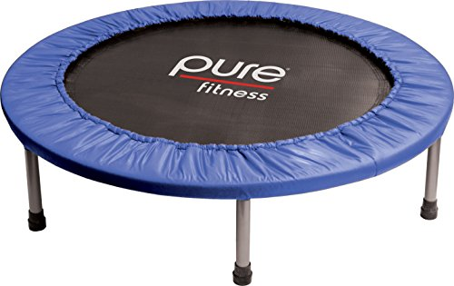 "Pure Fun 38"" Mini Rebounder Trampoline, Ages 13+"