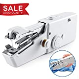 Handheld Sewing Machine, Mini Cordless Handheld Electric Sewing Machine, Quick Handy Stitch for Fabric,...