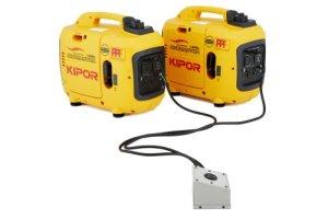 Kipor Power Systems IG2000P Gasoline Digital Generator