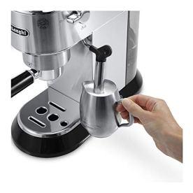 DeLonghi-Dedica-15-Bar-Pump-Espresso-Machine-with-Descaling-Powder-Bundle-2-Items