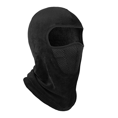 5b1d85c9fcb OMECHY Balaclava Windproof Ski Mask Outdoor Cold Weather Face Mask ...