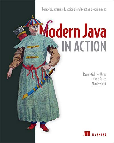 Modern Java in Action, 2nd Edition Front Cover