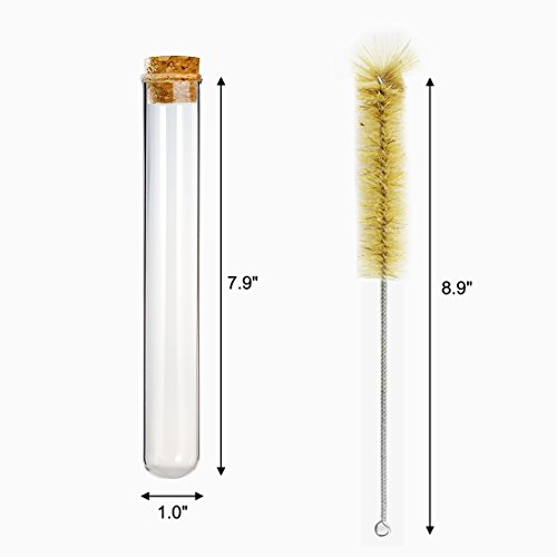 Test Tubes With Cork