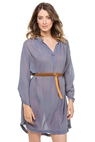 41FvvZikFVL Designer: Eberjey Collection: Summer of Love Name: Long Sleeve Dress