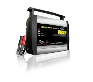 Schumacher SC-600A-CA SpeedCharge 6 Amp High Frequency Battery Charger